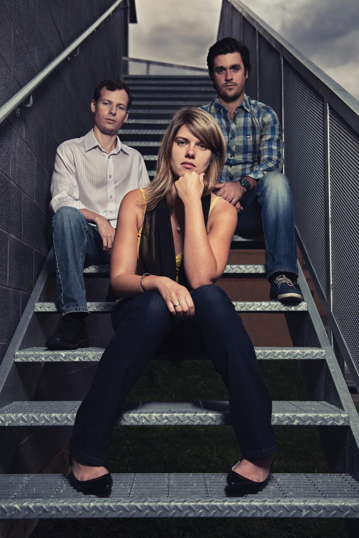 Emie R. Roussel Trio